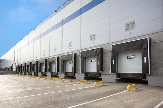 Warehouse equipment in Vancouver British Columbia