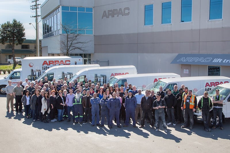 ARPAC Head Office building