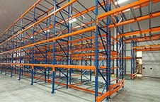 Structural Steel Pallet Racking