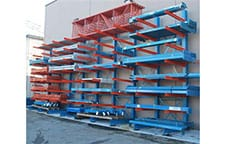 Used Pallet Racking & Shelving
